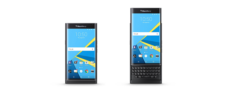 Blackberry ha vuelto: Nueva Blackberry Priv
