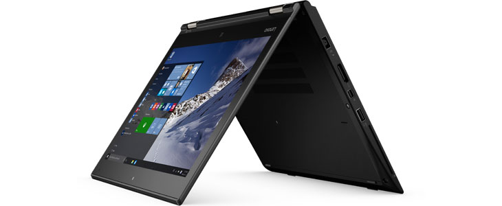 ThinkPad Yoga 260: icónica y versátil