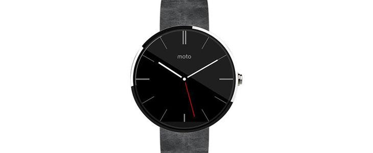 El hipnótico diseño del Motorola Moto 360