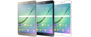 Un duro competidor: Samsung Galaxy Tab S2 8.0