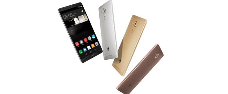 La Phablet Huawei Mate 8