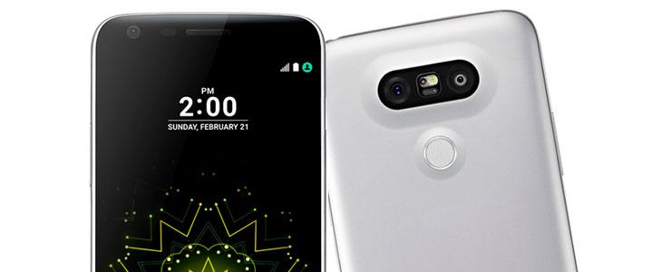LG G5: Un móvil modular
