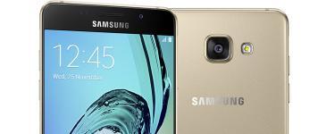 Samsung Galaxy A5 (2016): Alma de metal