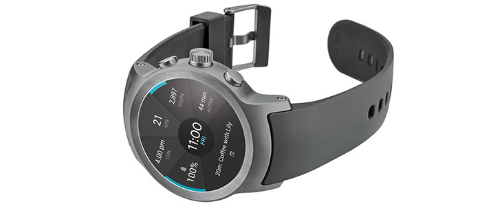 LG Watch Sport review analisis