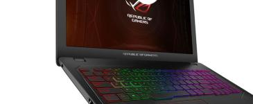 ASUS ROG Strix GL753VD review