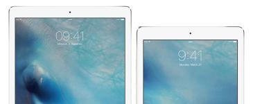 """iPad Pro de 9.7"""""""