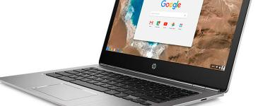 HP Chromebook 13 (2016)