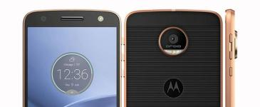Review Motorola Moto Z Force