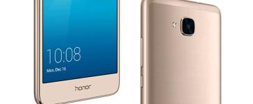 Review Honor 5C