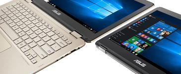 Review ASUS ZenBook Flip UX360CA