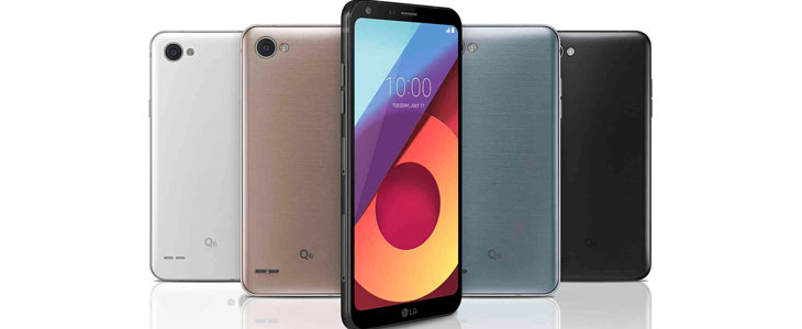review analisis caracteristicas lg q6