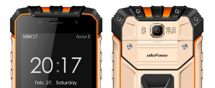 Review análisis comentarios  Ulefone Armor 2