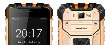 Review análisis comentarios  Ulefone Armor 2