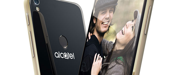 Review Alcatel Shine Lite