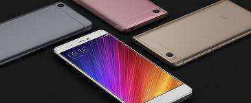 Review Xiaomi Mi 5s