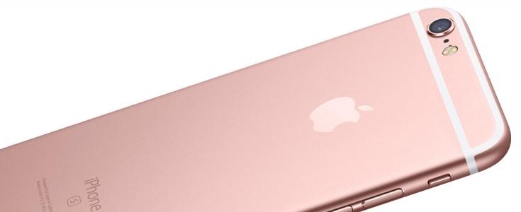 iPhone 6S al detalle