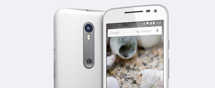 El nuevo Motorola Moto G3
