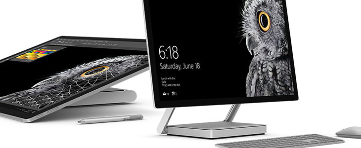Review Microsoft Surface Studio