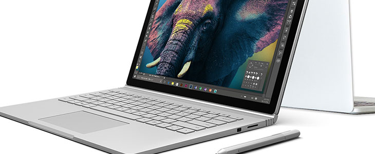 Review Microsoft Surface Book i7