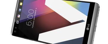 Review LG V20