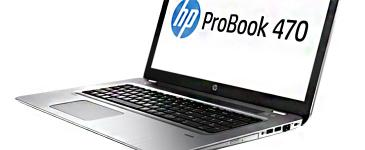 Review HP ProBook 470 G4