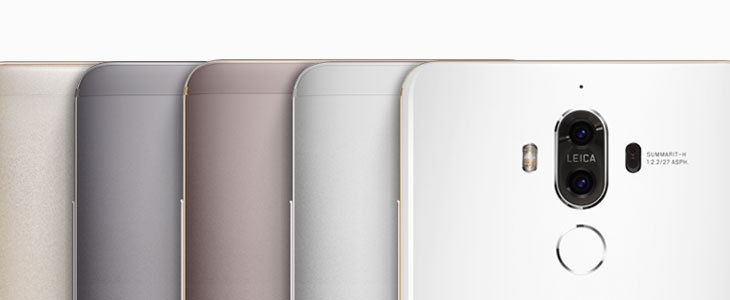 Review Huawei Mate 9