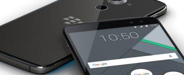 Review BlackBerry DTEK60