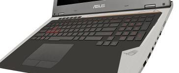 Review Asus ROG G701VI