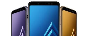 review analisis Samsung Galaxy A8 y A8 +