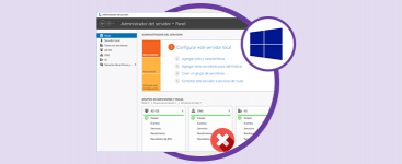 Deshabilitar inicio Server Manager en Windows Server 2016