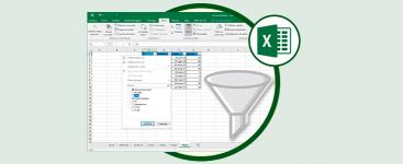 Cómo filtrar datos en Excel 2016, 2013