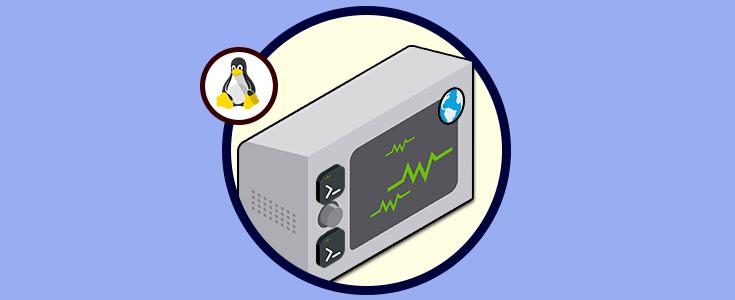 Monitorizar con iftop ancho de banda de la red Linux en tiempo real