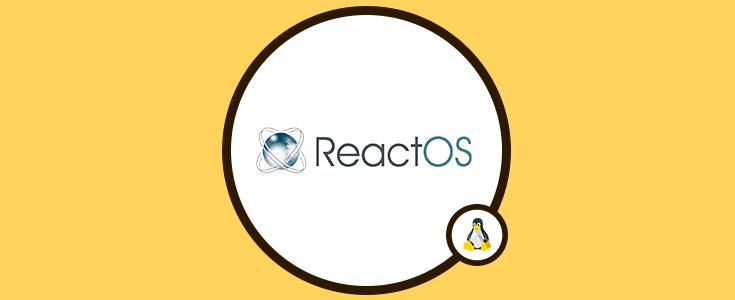 Cómo instalar ReactOS con apariencia Windows NT para Linux