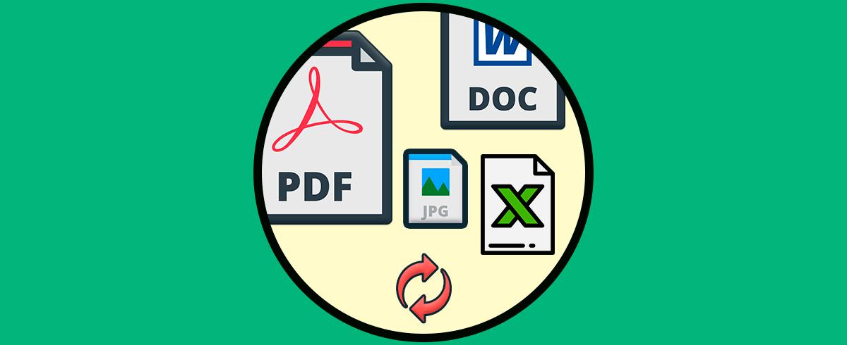 convertir documento de pdf a word gratis