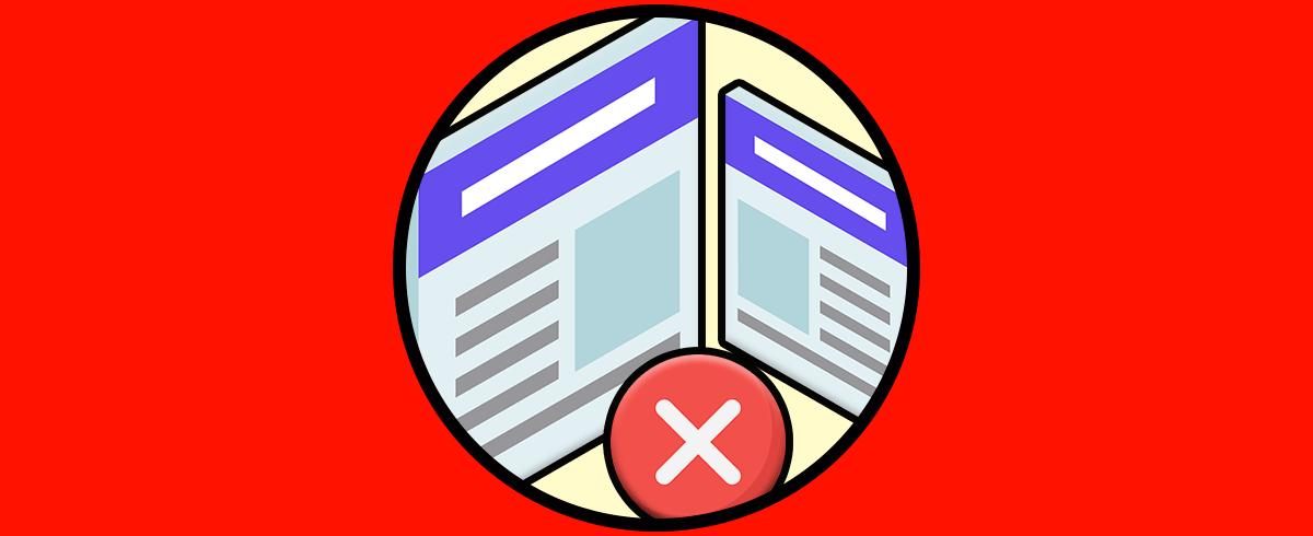 Cómo entrar y navegar en páginas web bloqueadas en internet - Solvetic