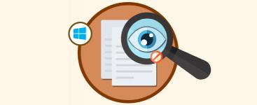 Cómo deshabilitar imagen previa (Thumbnails) en Windows 10