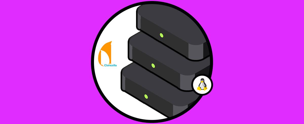 Cómo clonar disco con Clonezilla en Ubuntu Linux - Solvetic