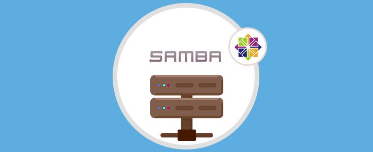 Cómo instalar y configurar SAMBA en CentOS 7 - Solvetic