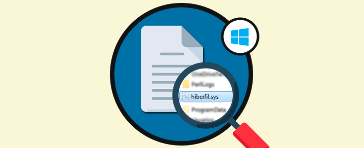 how to delete hiberfil sys windows 10
