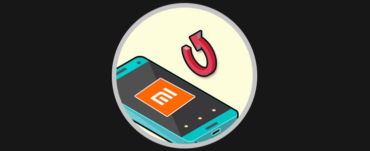Cómo resetear Xiaomi Mi A2 Hard reset - Solvetic